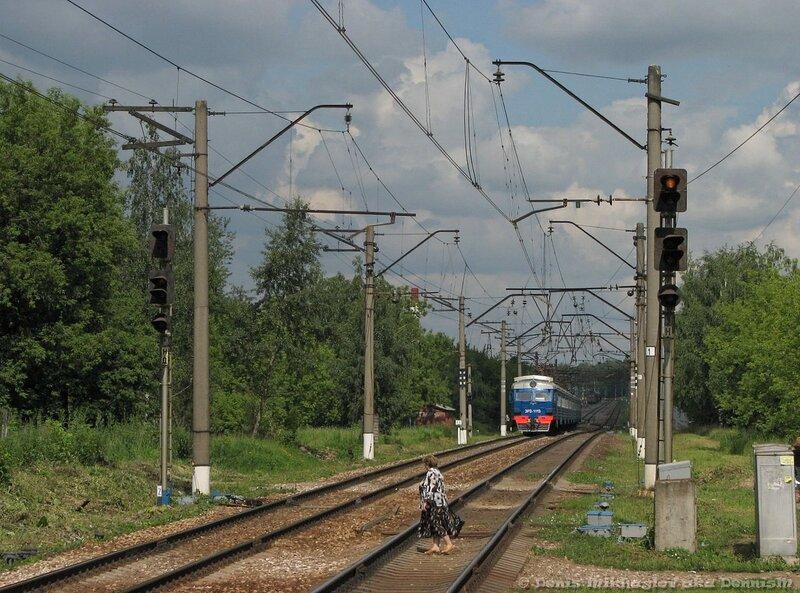 Электропоезд ЭР2-1113.