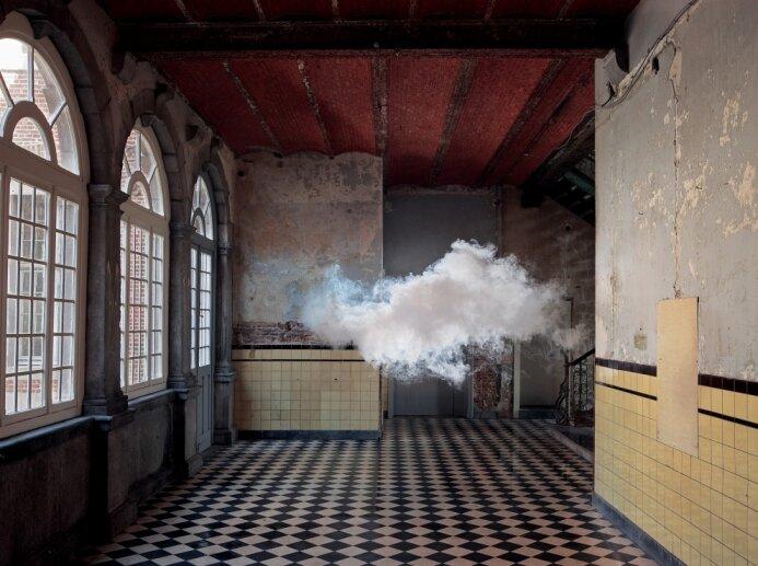 Облако в замке
