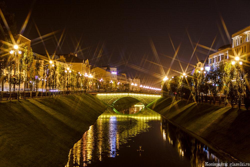 Лебедевский мост через Булак