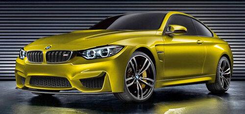 BMW: тайна концепта M4 раскрыта