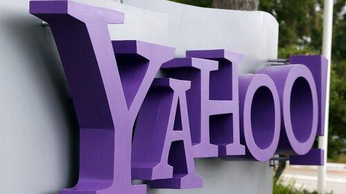 Небольшой ребрендинг у Yahoo!