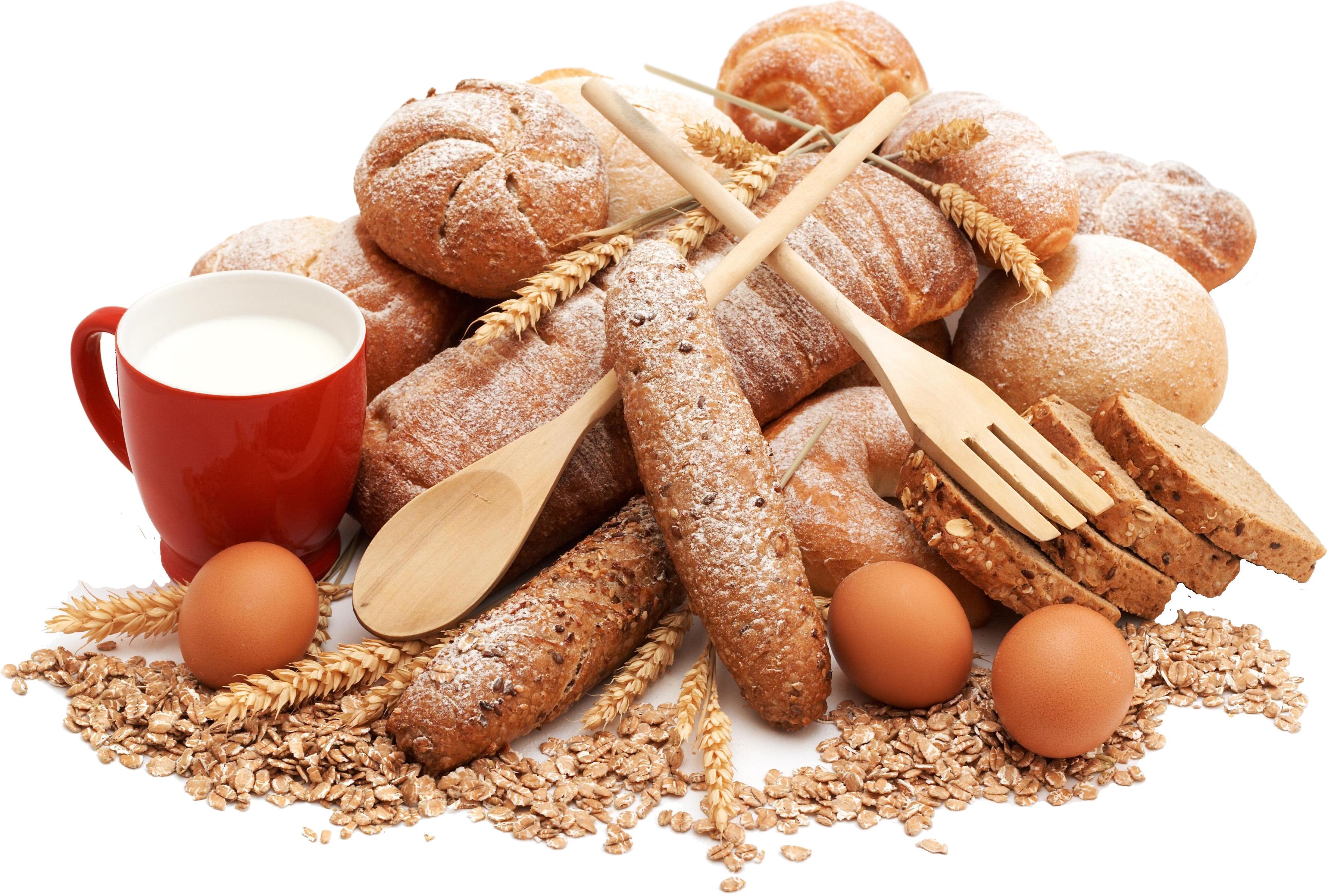 От хлеба не поправляются в 2019 году