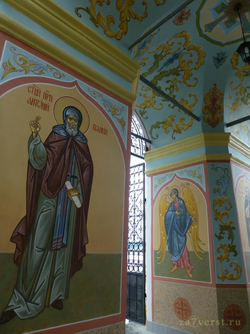 Воскресенская церковь, Плес