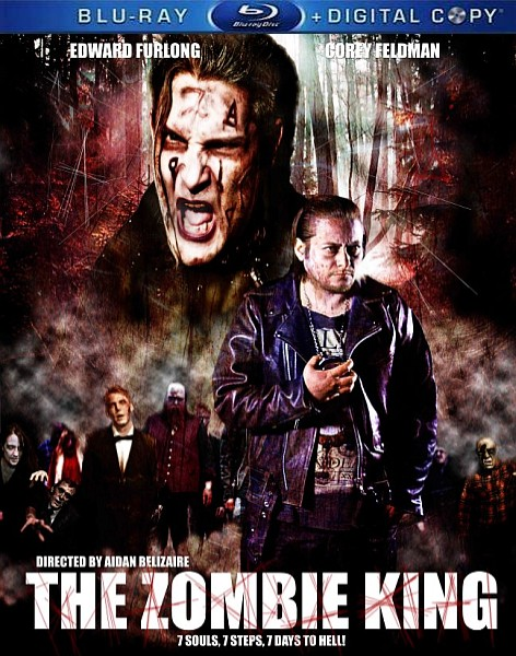 Король зомби / The Zombie King (2013) BDRip 720p + HDRip