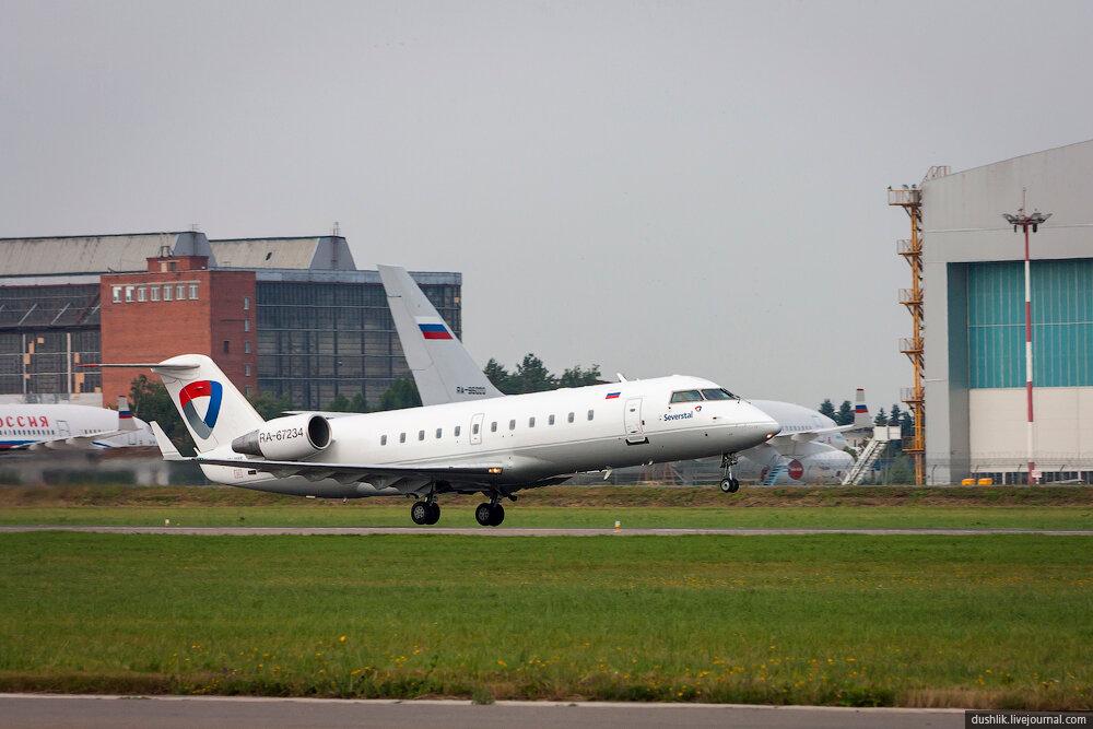 Авиаперевозчики клубов КХЛ