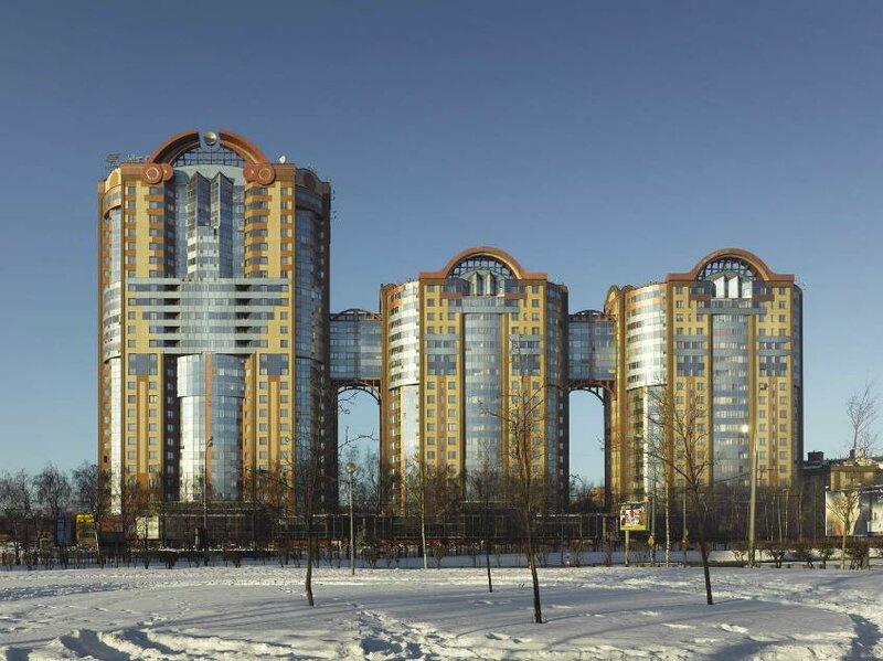 Современная российская архитектура