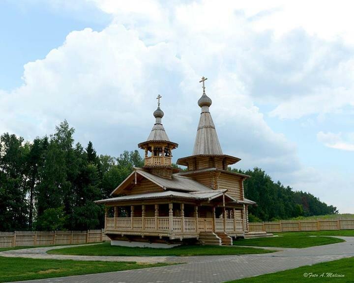 Особенности строительства православных храмов