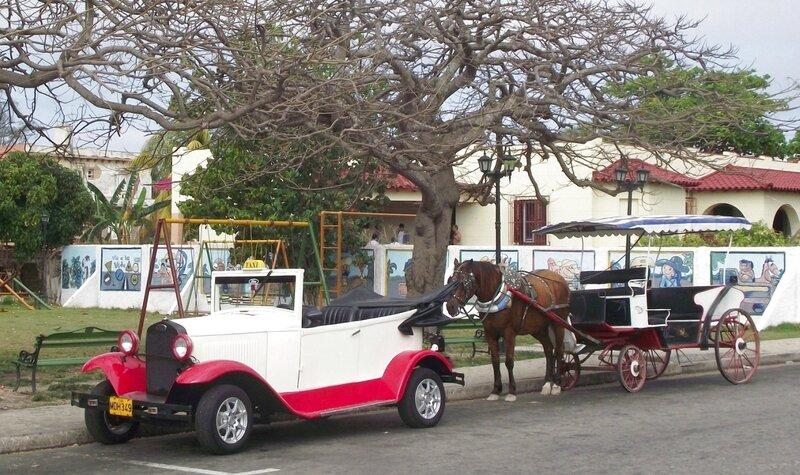 Два такси (Куба)