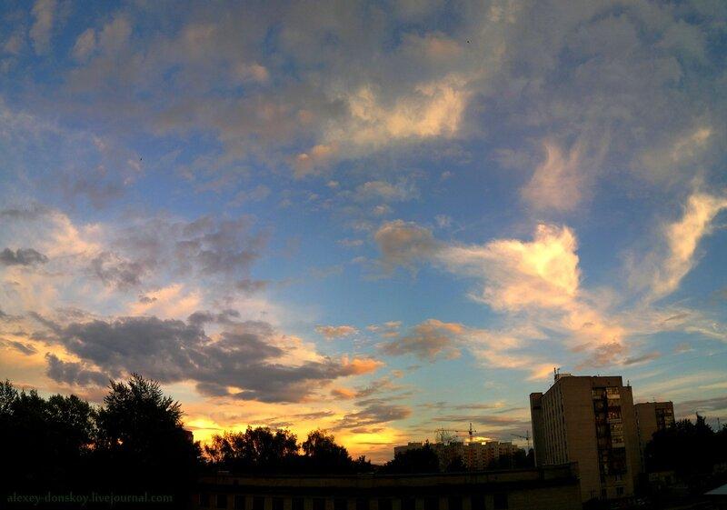 2013.07.26 Закат