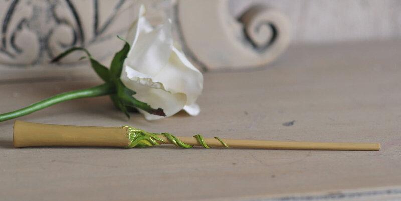 Волшебная палочка Лили Эванс