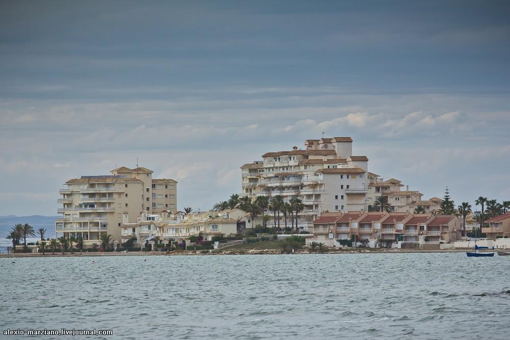 Испания, Маяк Кабо-де-Палос, Маленькое море