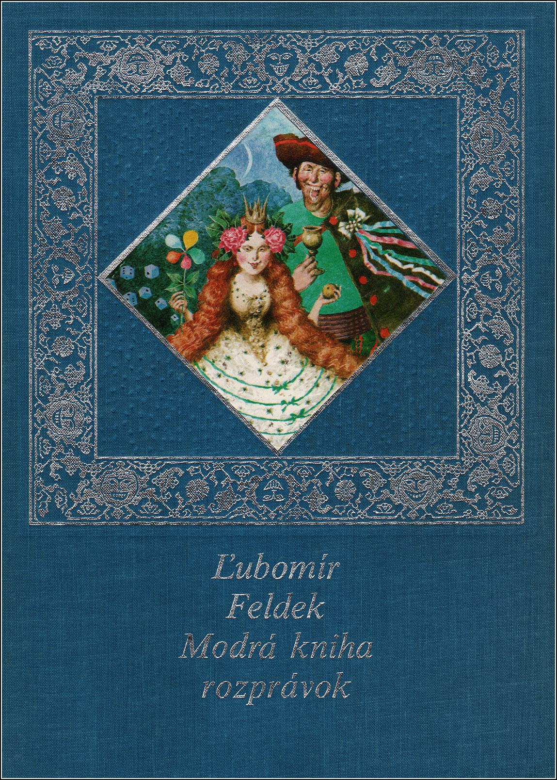 Albín Brunovský, Modra kniha rozpravok