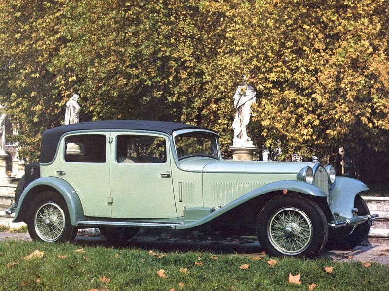 Alfa-Romeo-6C-1750-GTC-1931 - 1932