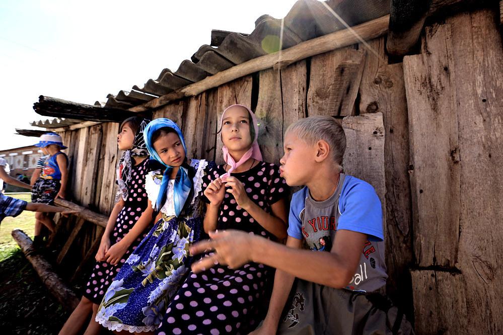 в селе Кандабулак.........