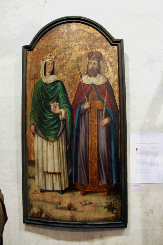 Выставка икон к 1025 летию Крещения Руси