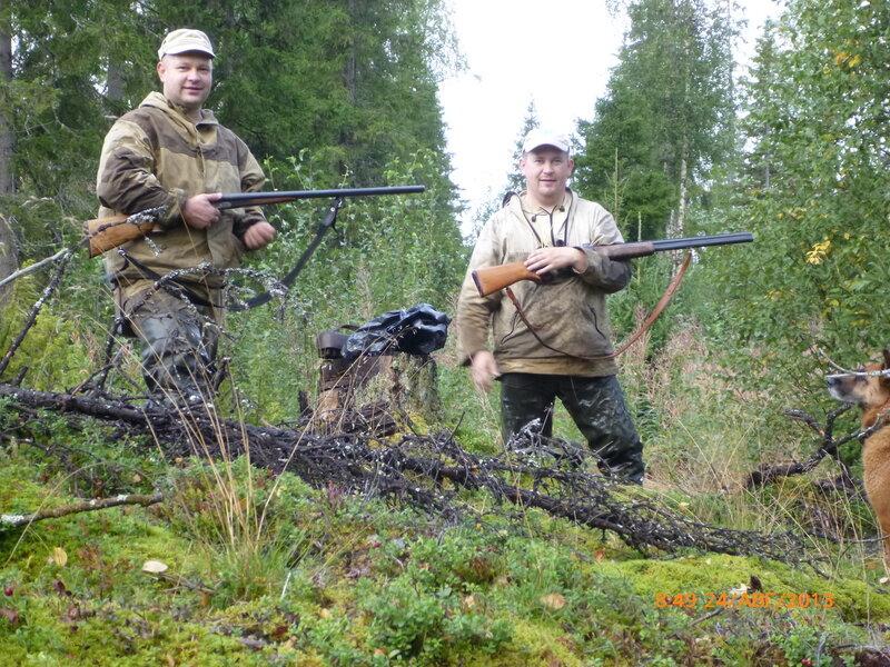 охотники и рыболовы петрозаводск