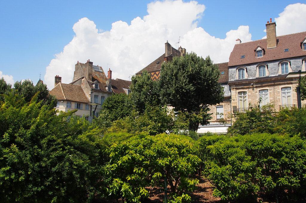 Бон - город в Бургундии