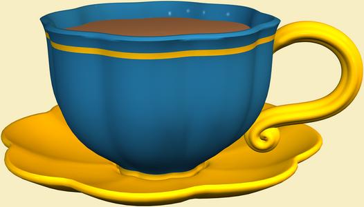 سكرابز فناجين القهوة المجموعة