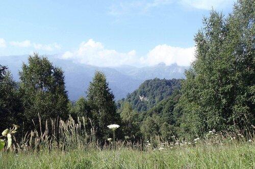 Поход, Кавказ, фотографии Светланы Левады