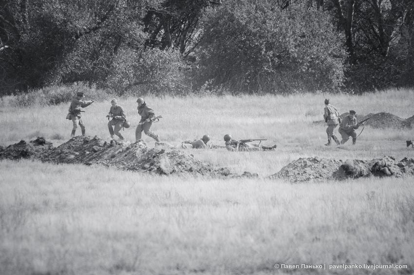 реконструкция война Сталинград панько pavelpanko.livejournal.com