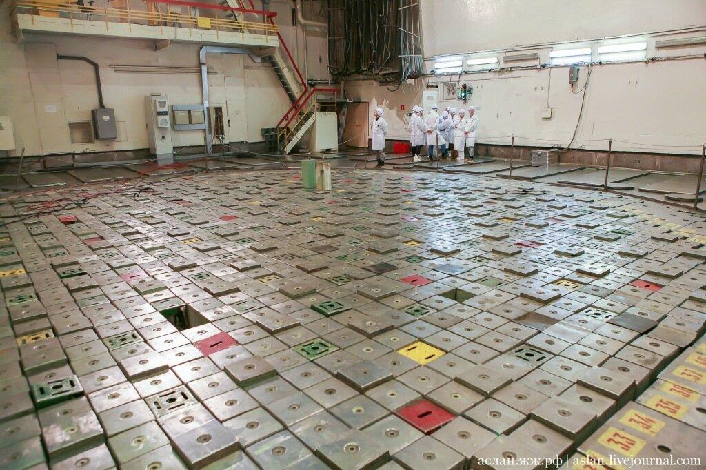 Как работает атомная электростанция (видео)