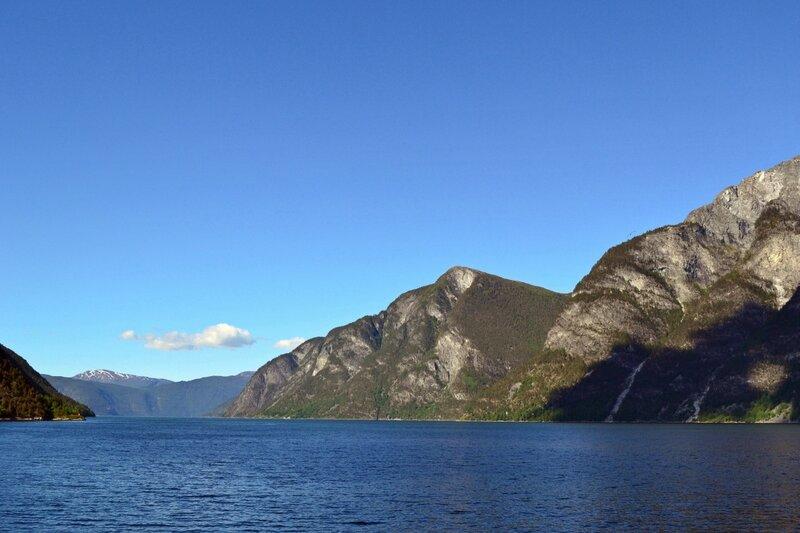 Природа фьорда