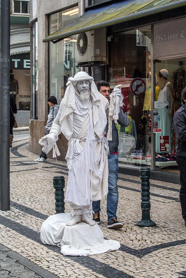 Улицы Порту