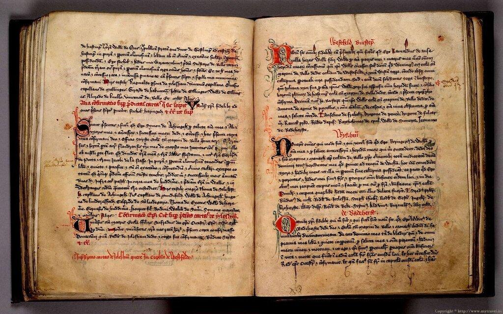Перевести старинную книгу может бюро переводов