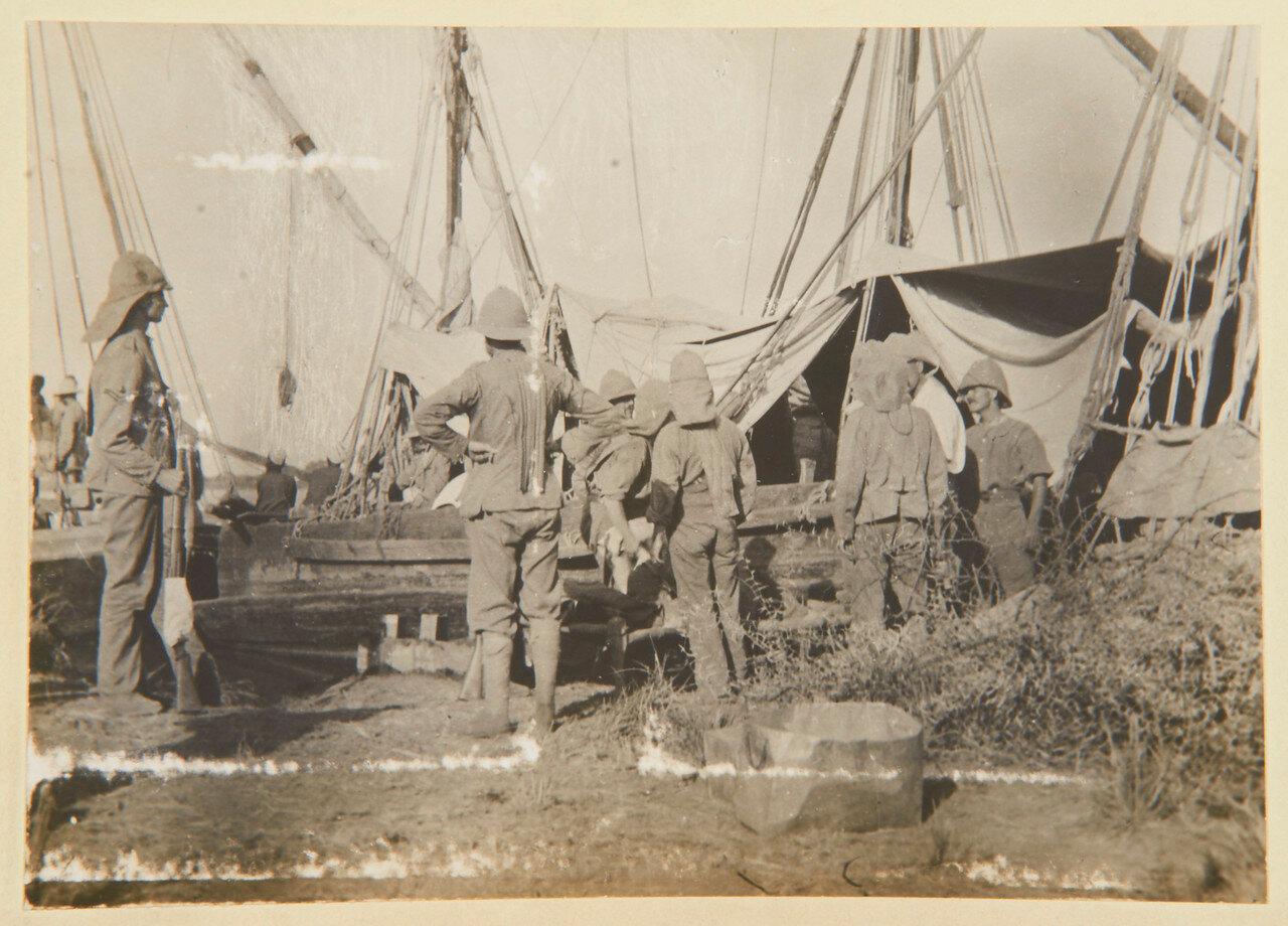 Капрал Уолтерс, 1-й батальон, Гвардейский гренадерский полк