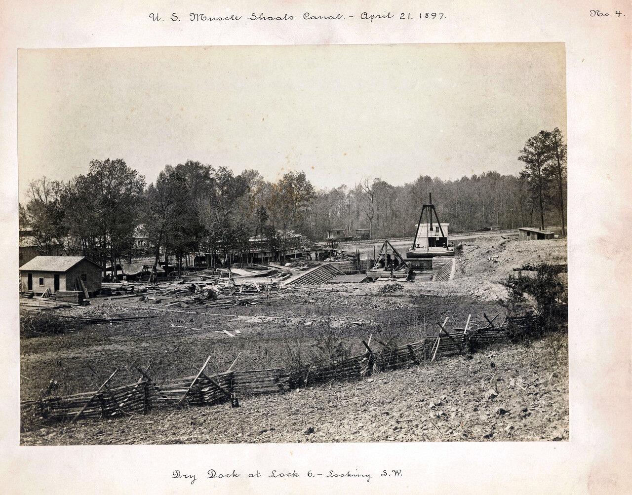 1897.  Канал Масл-Шоалз