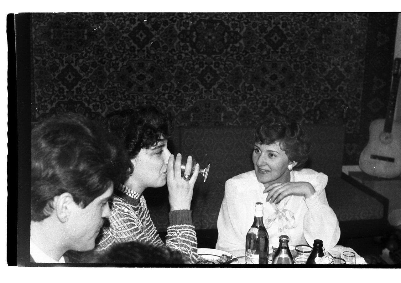 1985. День рождения