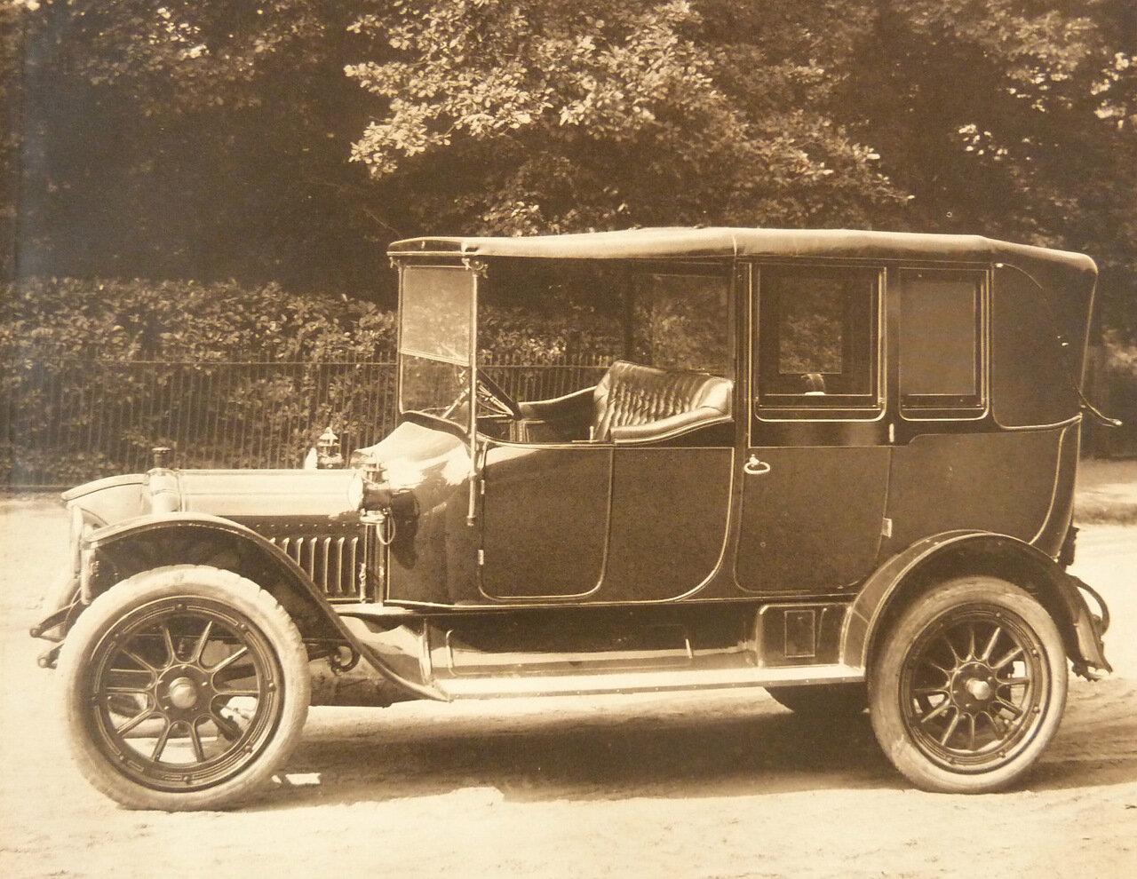 Автомобиль американской компании Coleman Motor Company Альфреда Колемана