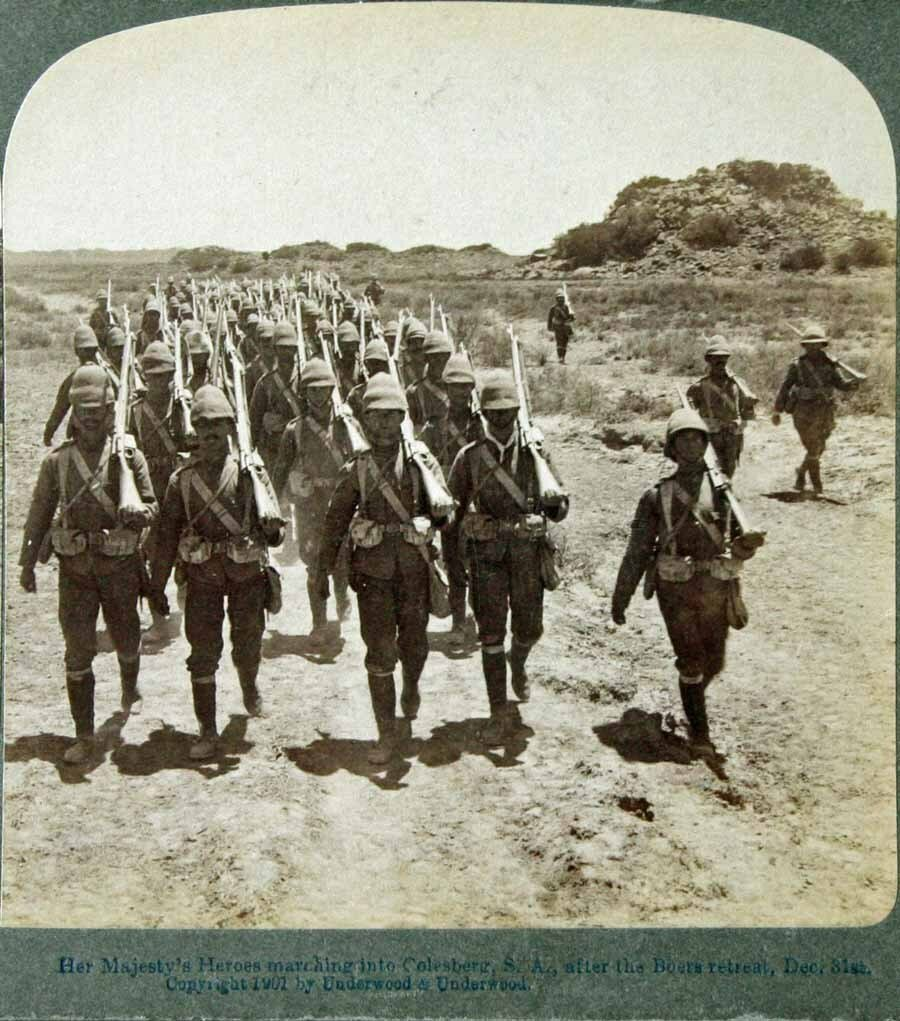 great britains win in the boer war in south africa In october 1899 the boer war began between the british empire and the boers of south africa in 1886 relations worsened again as gold was discovered in the transvaal, leading to massive british and commonwealth immigration into boer territories.