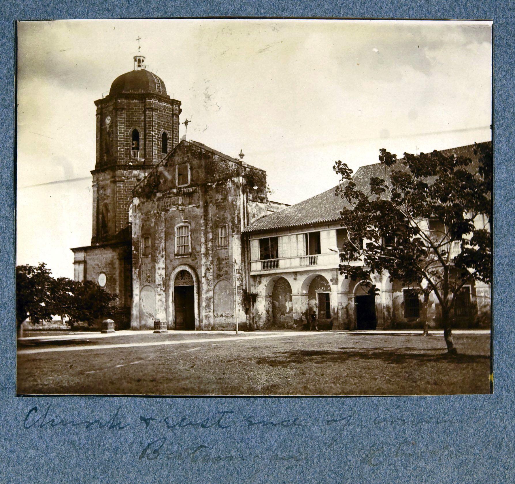 26. Церковь в Батаане на острове Лусон