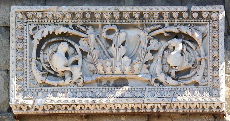 Рельеф с Римского форума