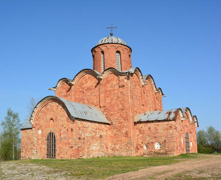 Церковь Спаса на Ковалеве, Новгород