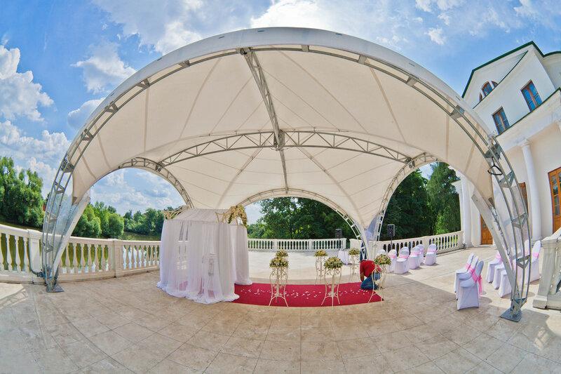 Свадебный купол