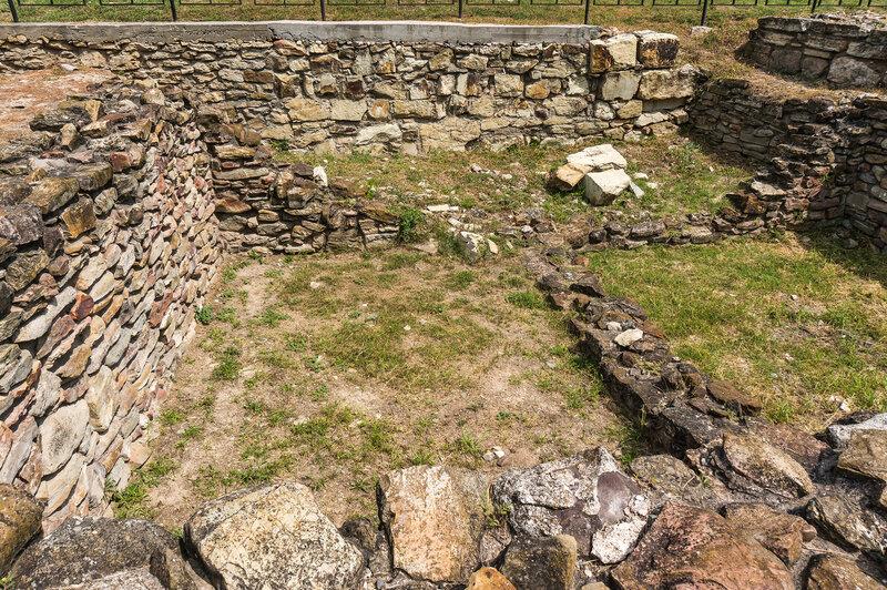 Руины Горгиппии