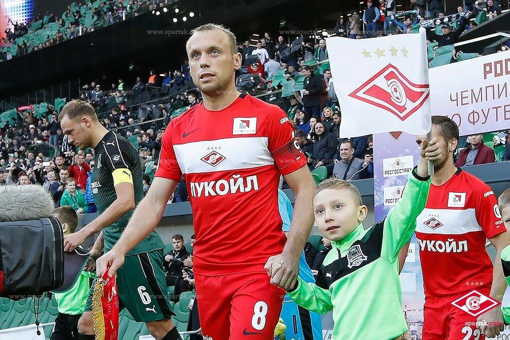 Денис Глушаков: Я не пожал руку Каррере? Не стоит тут раздувать