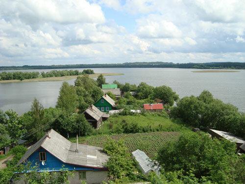 Отдых в Беларуссии: поселение Себеж