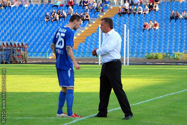 Футболист Александр Каблаш