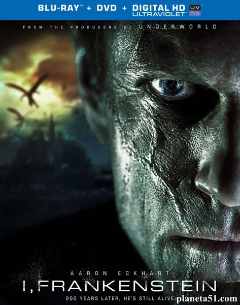 Я, Франкенштейн / I, Frankenstein (2014/BDRip/HDRip/3D)