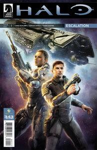 Halo: Эскалация [Escalation] #1