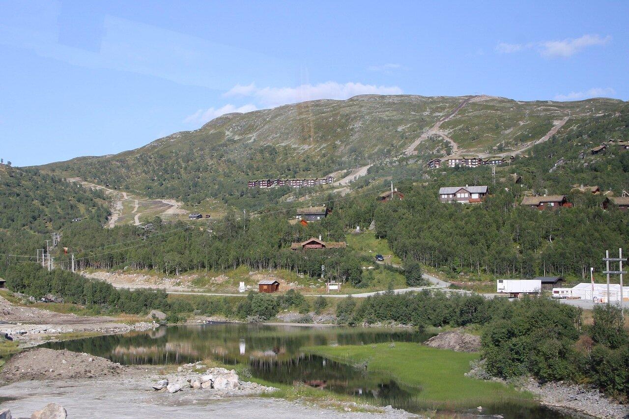 West Norway mountain.  Горы Западной Норвегии.