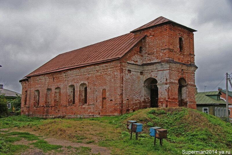 Ростов Великий - Церковь Бориса и Глеба