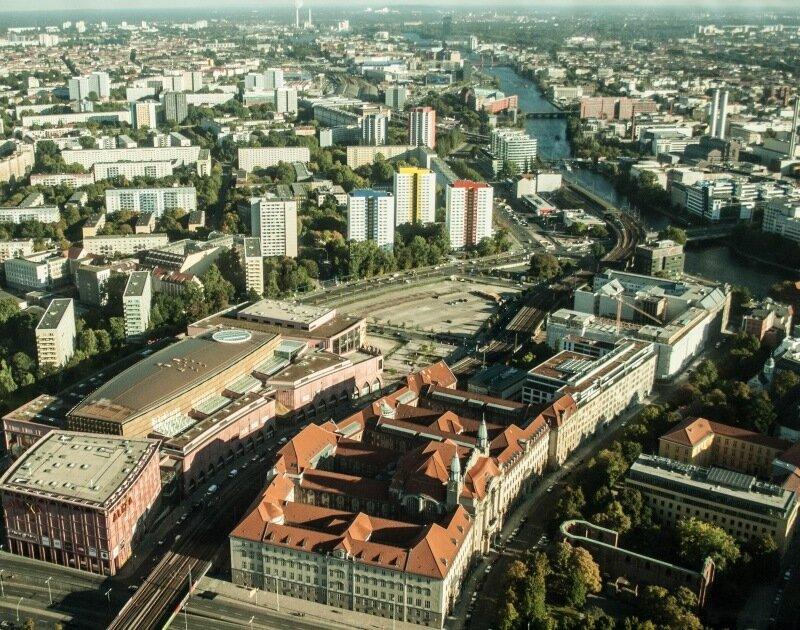 0 8c238 a124acc6 XL Германия. Панорамы Берлина