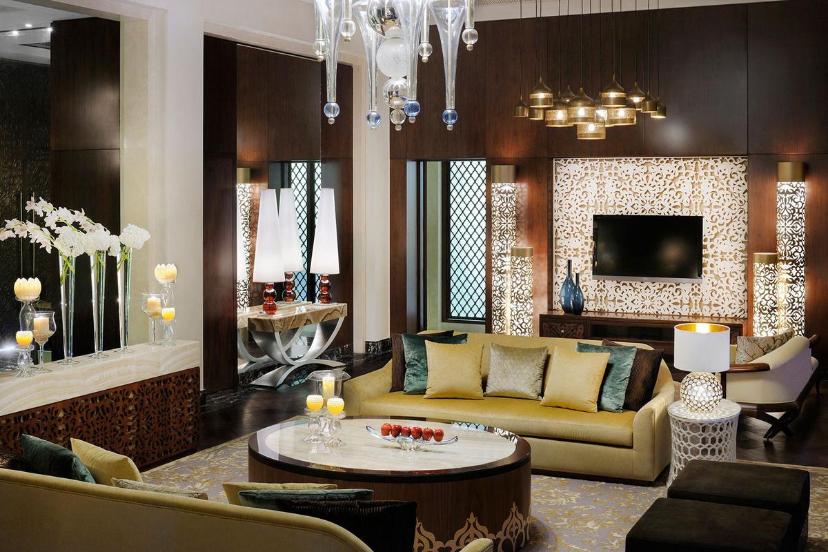 One & Only The Palm, отель на Пальма Джумейра, отель на пальмовом острове, лучший отель в Дубай, дизайн отеля, роскошный отель в Дубаи