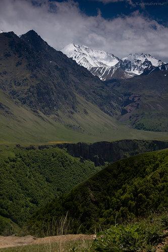 Каракая из каньона Малки