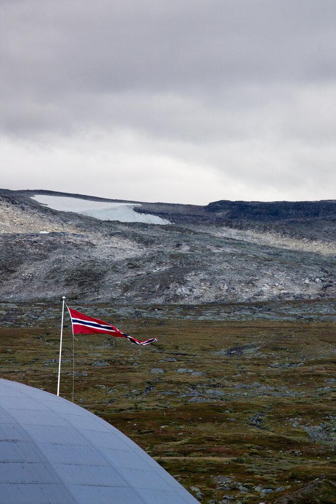 Полярный круг, Норвегия