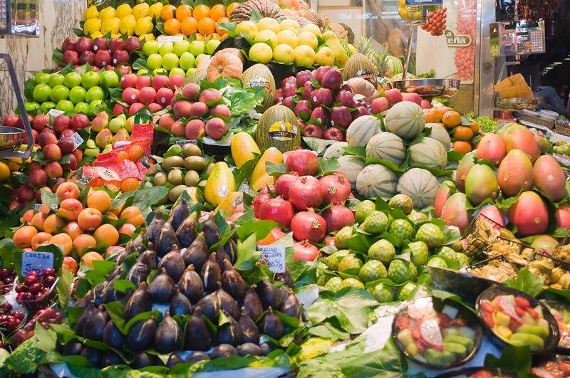 Испания. Рынок. Бокерия